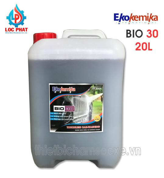 dung-dich-rua-xe-khong-cham-ekokemika-bio-30-20l