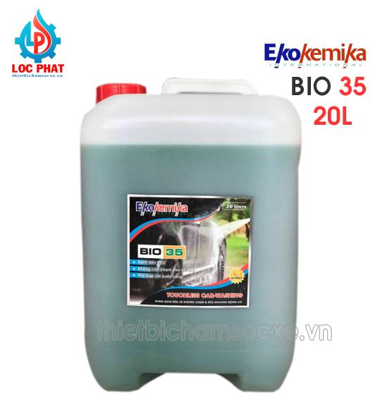 dung-dich-rua-xe-khong-cham-ekokemika-bio35-20l