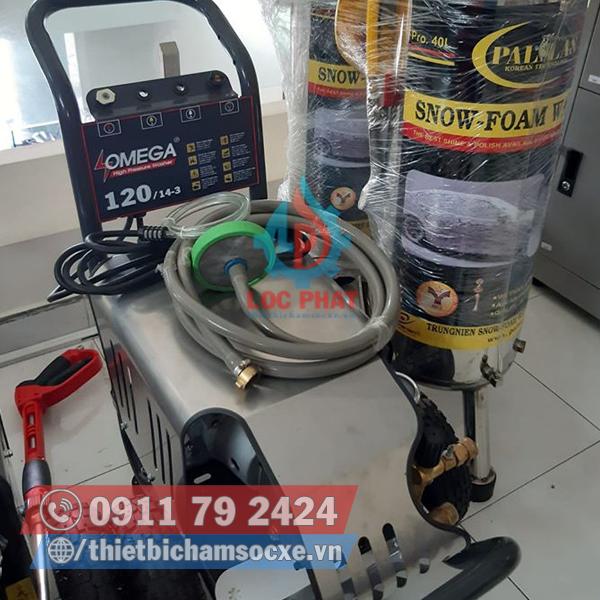 Máy Xịt Rửa Xe Cao Áp Tại Sao Luôn Được Trang Bị Trong Tiệm Rửa Xe