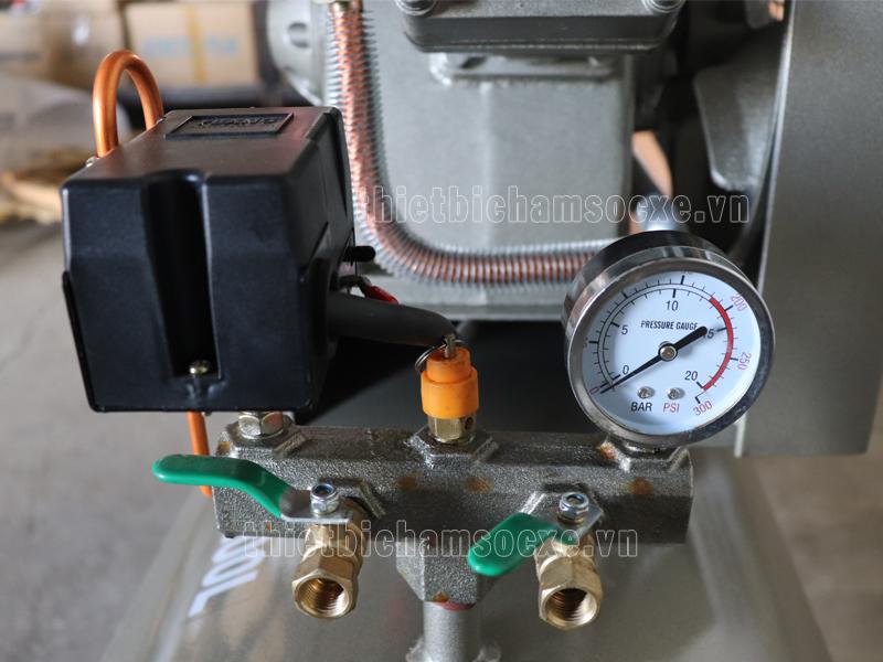máy nén khí omega 4HP - 200L
