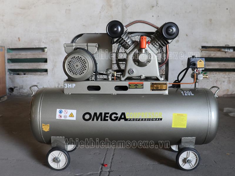 Máy Nén Khí OMEGA 3HP – 120L – 8Bar