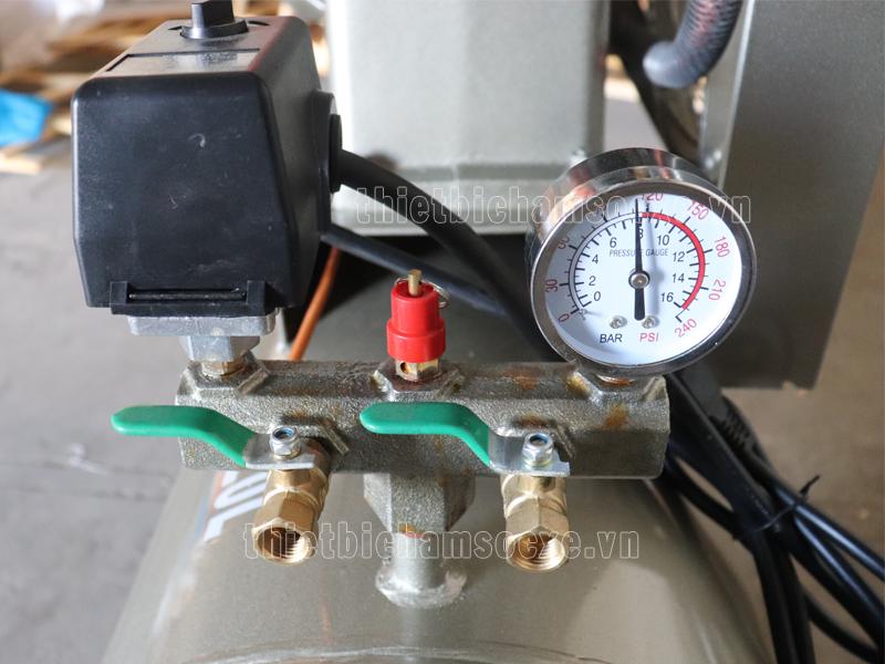 máy nén khí omega 3HP-70L-8bar